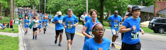 The Ferguson Twilight Run: Crossing Boundaries